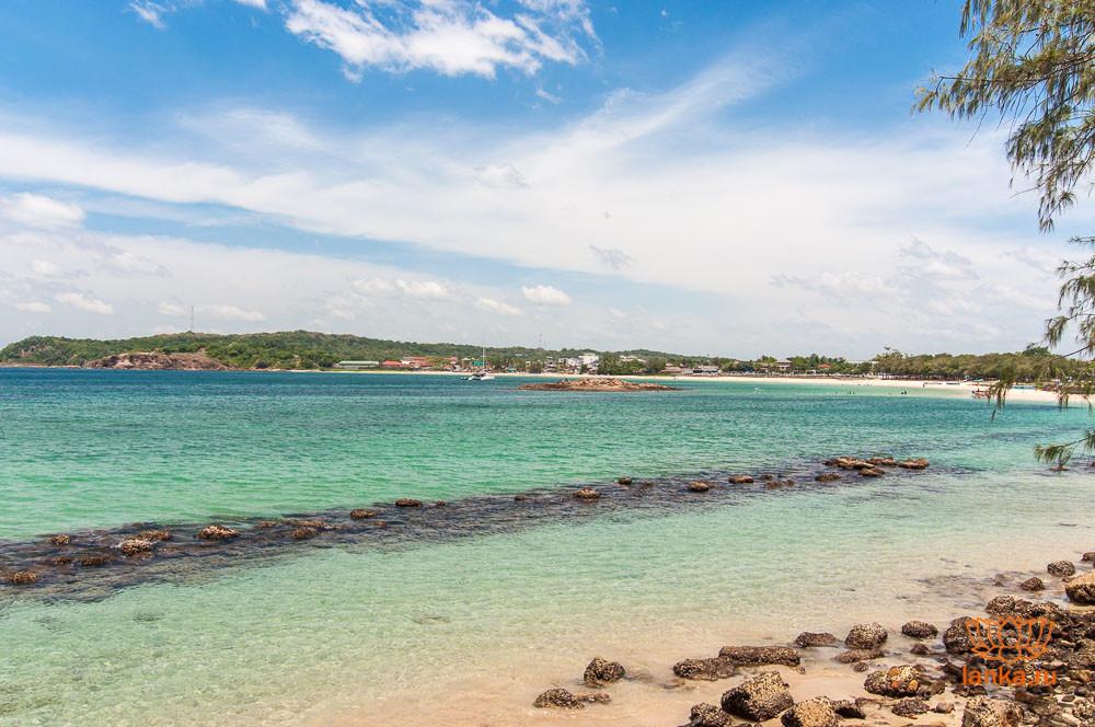 Пляж Конесварам