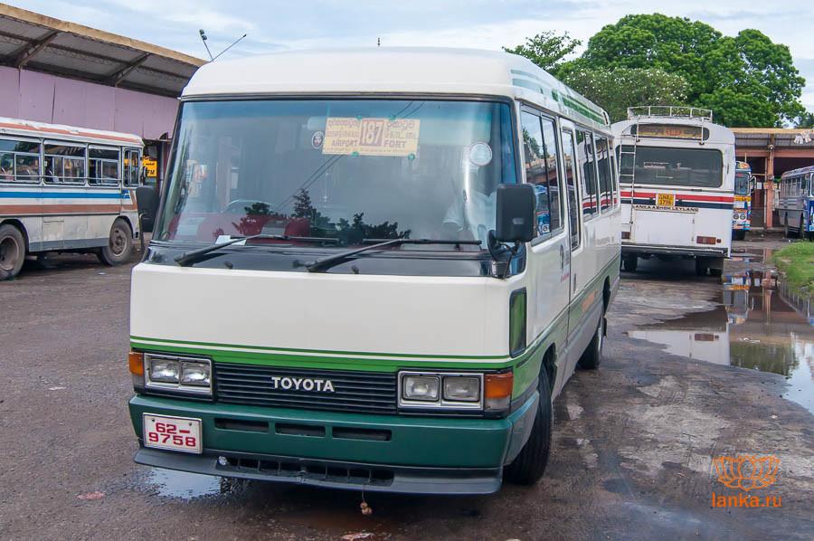 Автобус 187