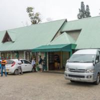 Здание где наливают чай и чайный магазин