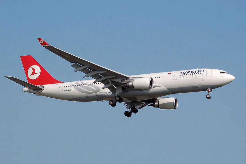 Турецкии авиалинии