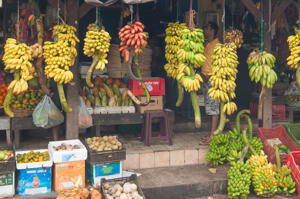 Фрукты Шри-Ланки