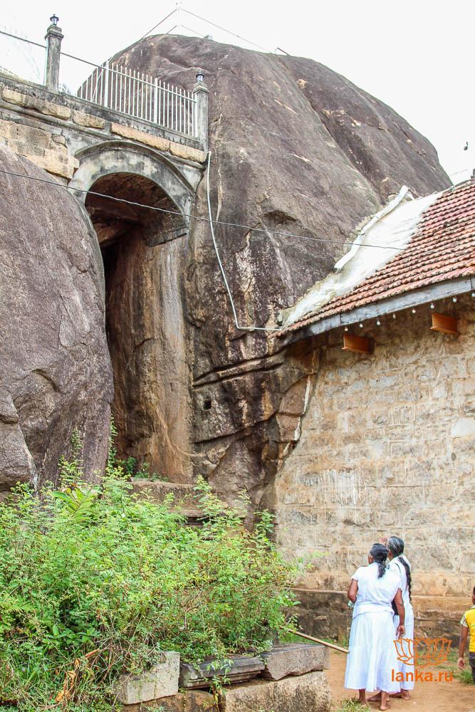 Пещера с летучими мышами