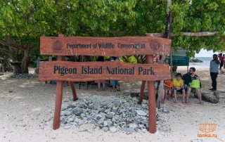 Остров Пиджен (Pigeon Island)