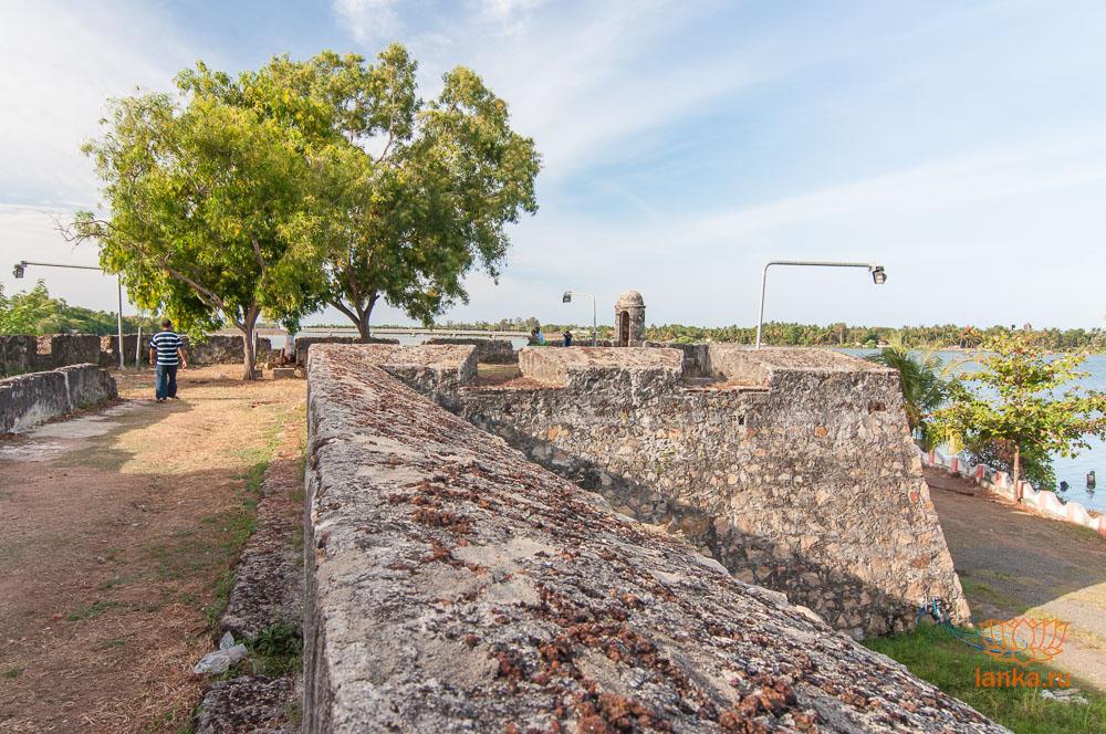 Форт Баттикалоа