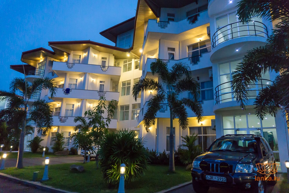 Отель в Баттикалоа