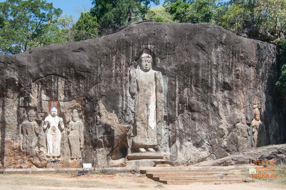 Будурувагала (Buduruwagala)