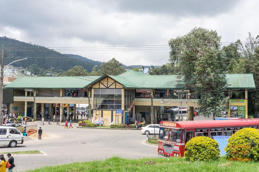 Автостанция в Нувара Элии