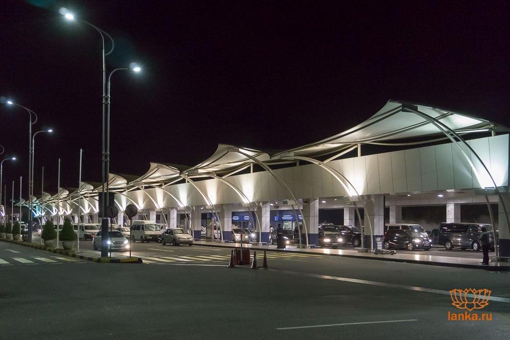 Аэропорт Бандаранайке (Bandaranaike)