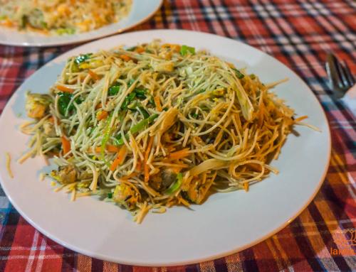 Сколько стоит еда в ресторанах и кафе Шри-Ланки