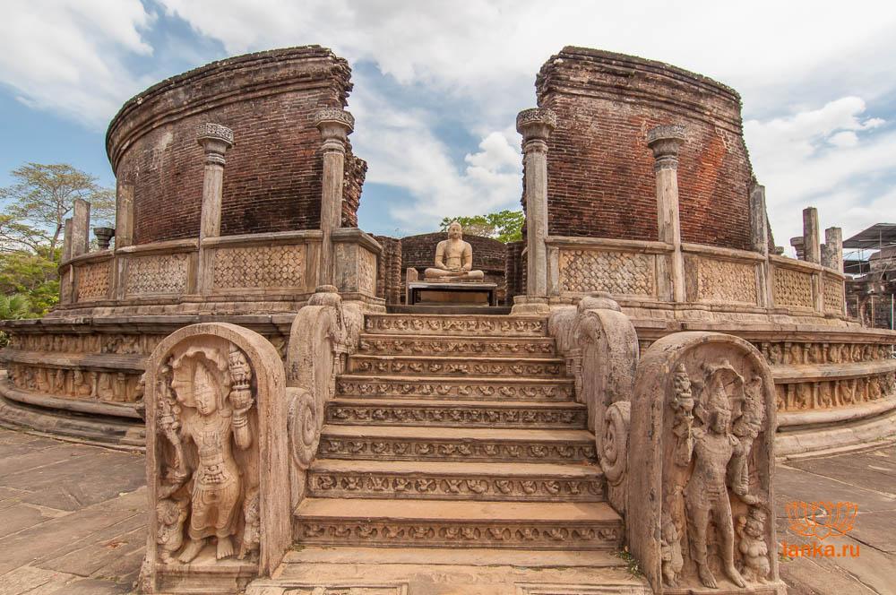 Полоннарува (Polonnaruwa)