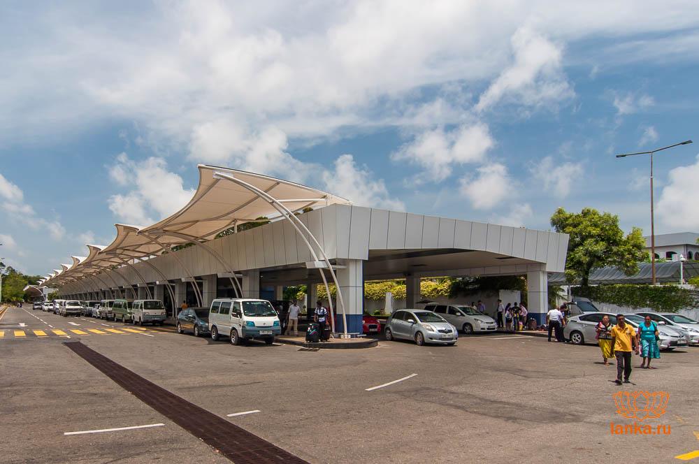 Международный аэропорт Бандаранайке (Bandaranaike)