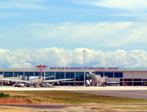 Международный аэропорт «Маттала Раджапакса (Mattala Rajapaksa)»