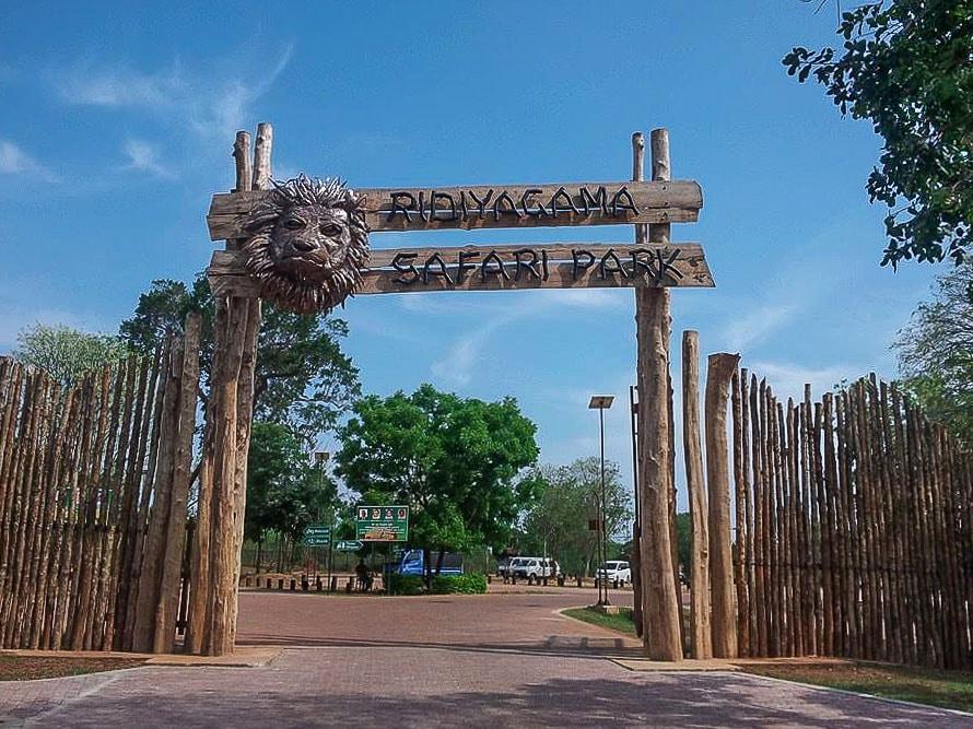Сафари-парк Ридиягама (Ridiyagama)