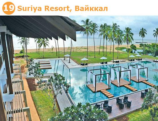 Suriya Resort, Вайккал