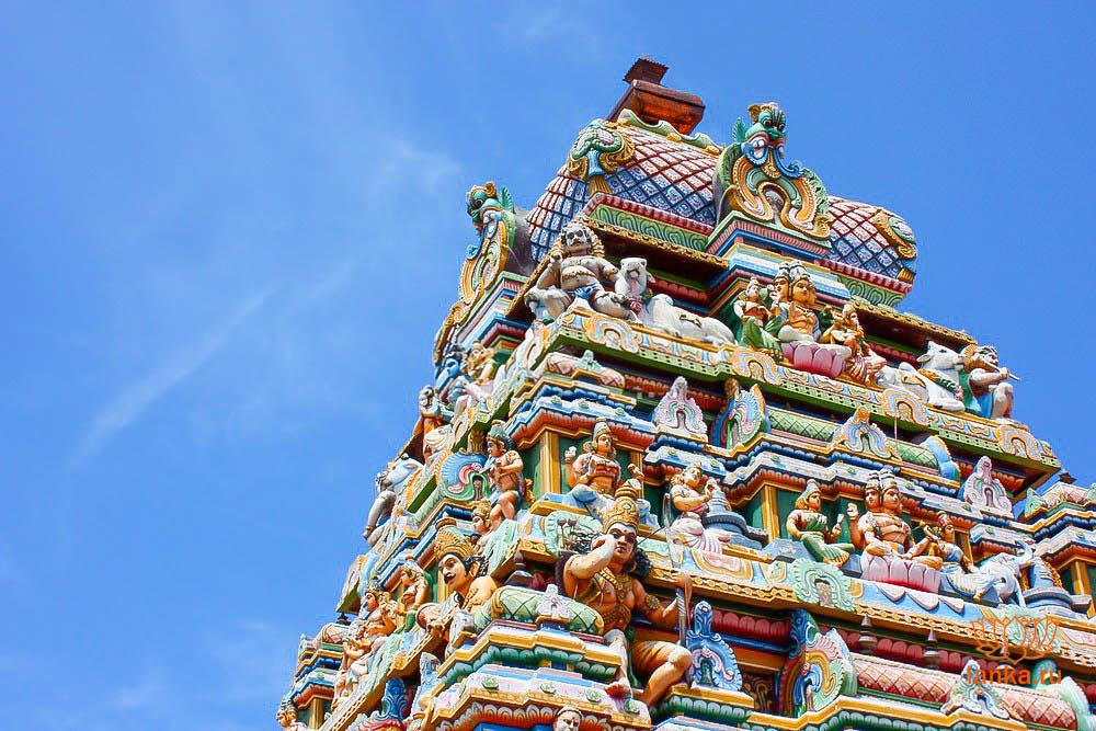 Храм Муннесварам