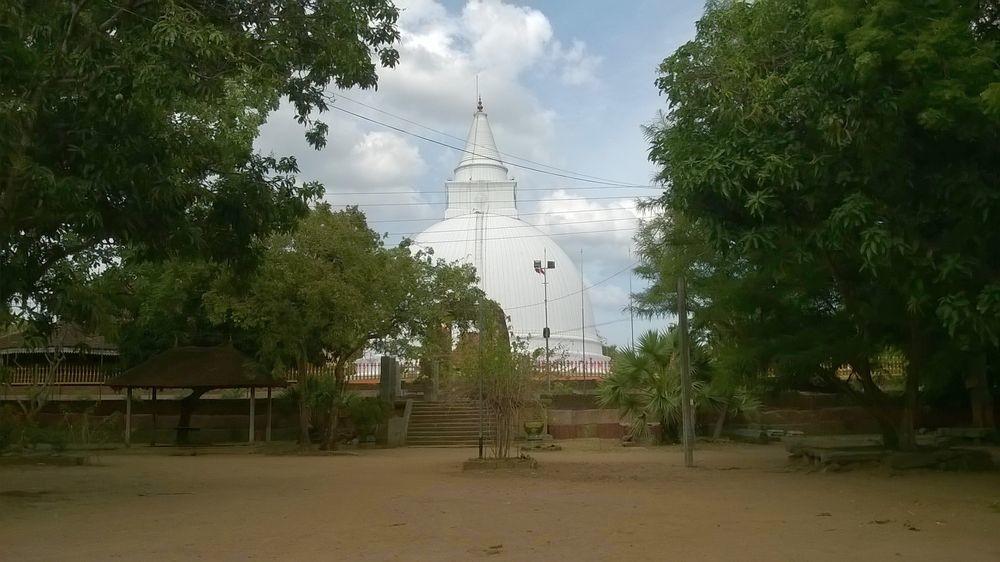 Seruvila Mangala Raja Maha Viharaya. Автор By L Manju