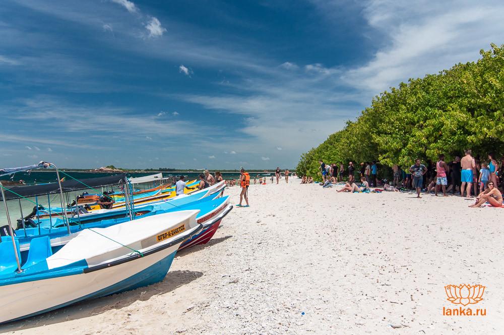 Пляжный причал острова Пиджен
