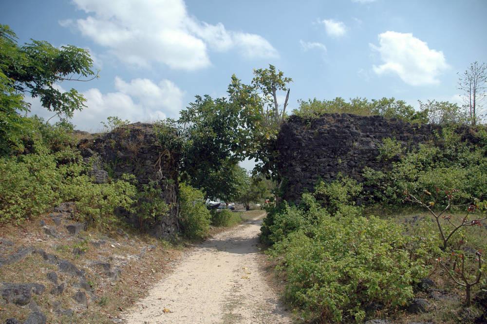 Форт Кайтс (Kayts fort). Автор AntanO
