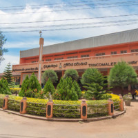 Железнодорожная станция Тринкомали (Trincomalee)