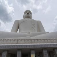 Статуя Будды в Курунегала