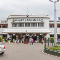 Железнодорожная станция Канди (Kandy)