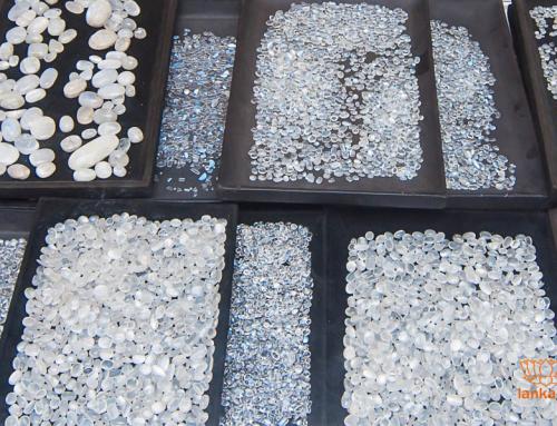 Драгоценные камни Шри-Ланки