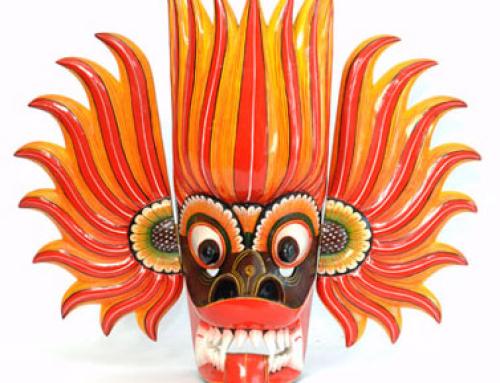 Ланкийские маски