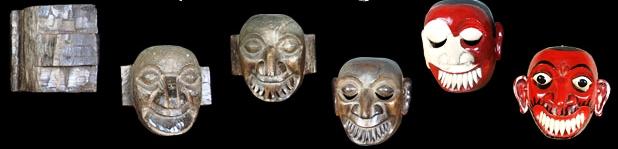 Этапы изготовления маски