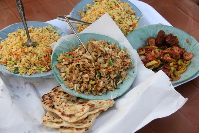 Блюда ланкийской кухни