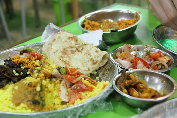 Северная тамильская еда