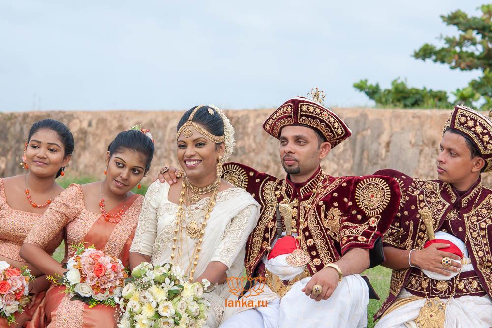 Свадьба в Шри-Ланке (Wedding in Sri Lanka)