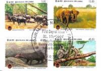 Марки Шри-Ланки