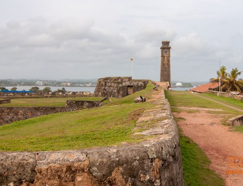 Форт Галле (Galle)