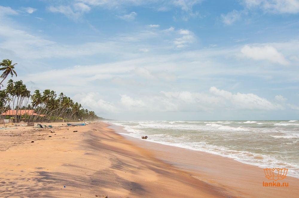 Пляж Ваддувы