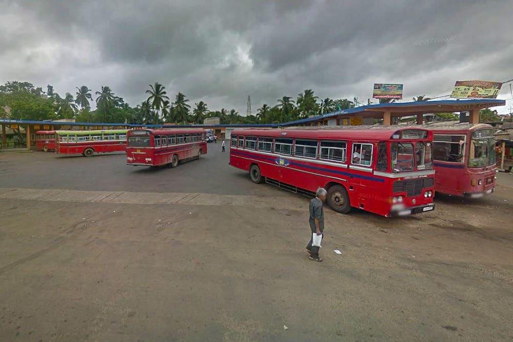 Автобусная станция Чилау (Chilaw)