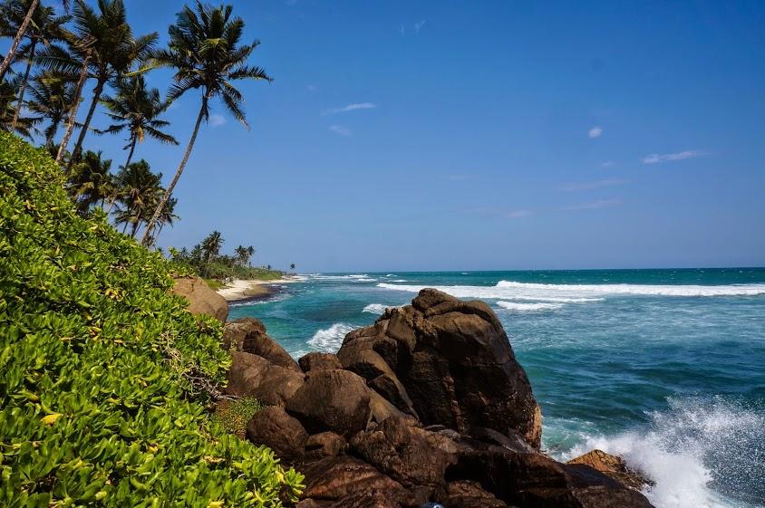 Фотоотчет по поездке на машине по Шри-Ланке