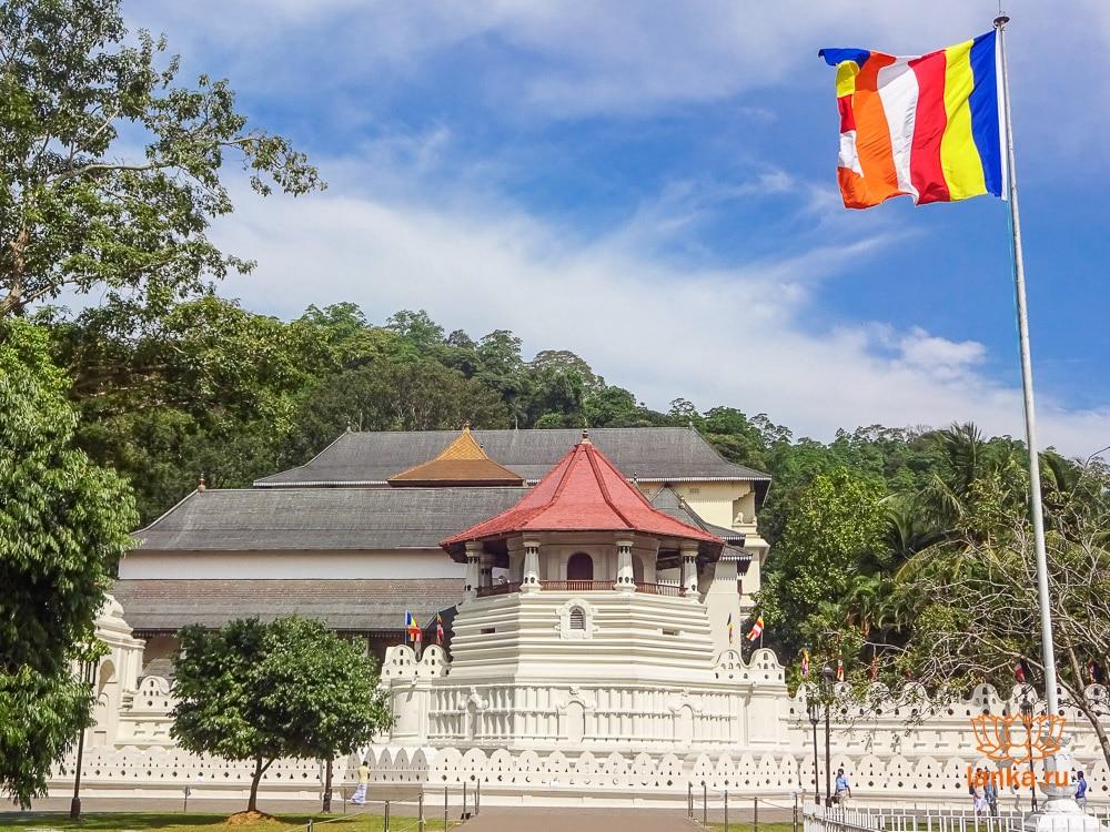 Храм Далада Малигава