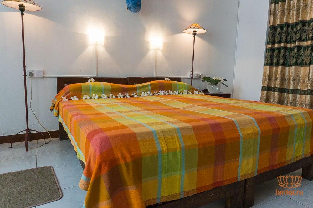 Комната в Life Ayurveda Resort