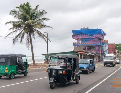 Автомобиль, мотоцикл, аренда, дорожное движение Шри-Ланки