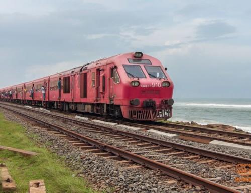 Расписание поездов Шри-Ланки