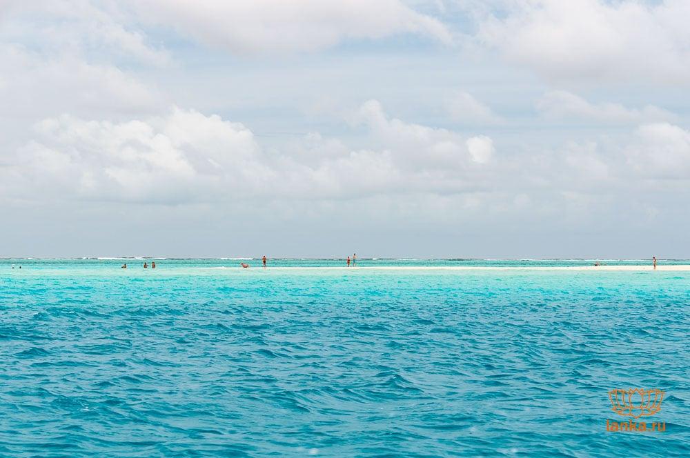 Мальдивы. Релакс на воде