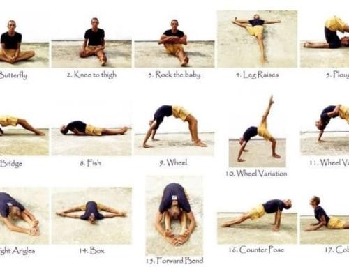 Занятия йогой - Kailash yoga studio