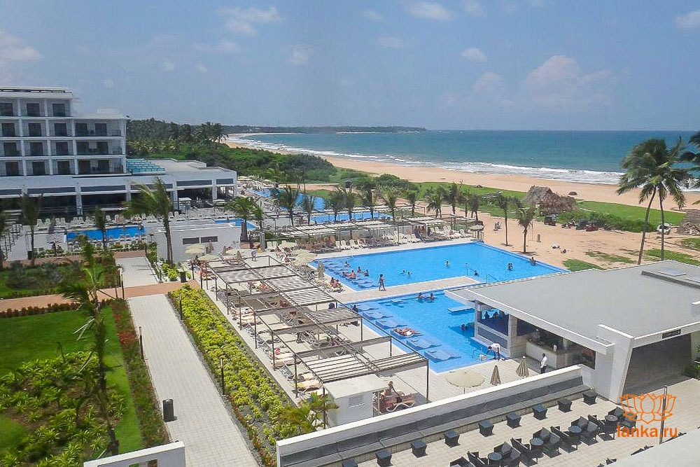 Отель Riu Sri Lanka All Inclusive