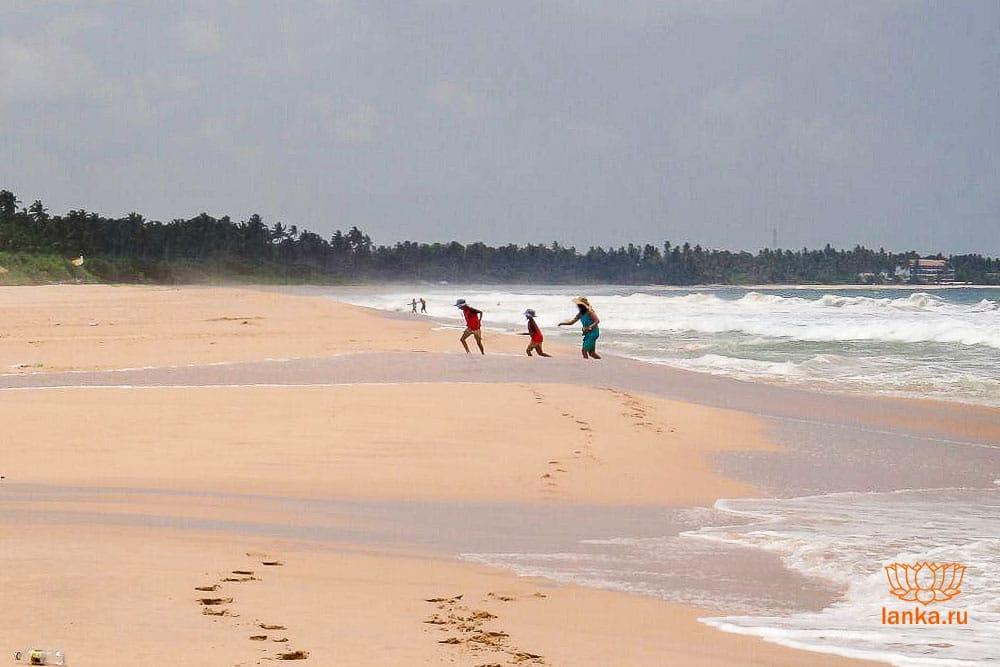 Пляж Ахунгалла
