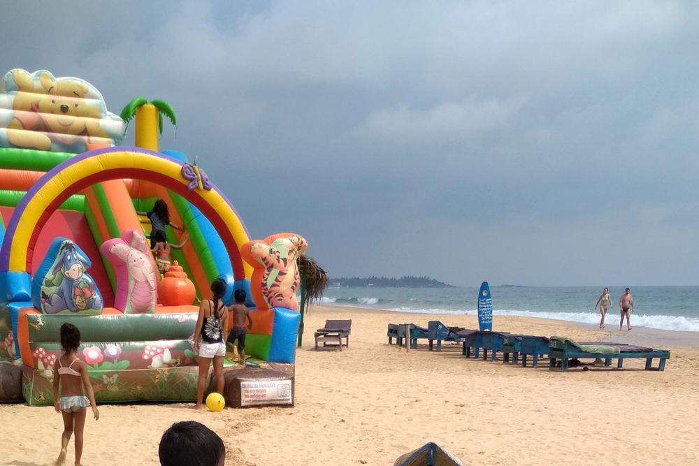 Пляж Наригама