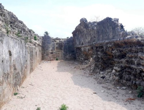 Форт Кайтс (Kayts Island fort)