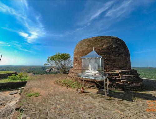 Буддийский монастырский комплекс Кудумбигала (Kudumbigala)