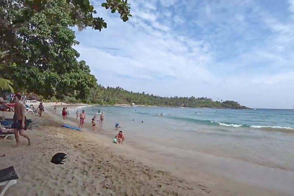 Пляж Хирикетия (Hiriketiya)