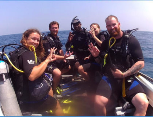 Дайвинг-центр Калпития (Kalpitiya Diving Center)