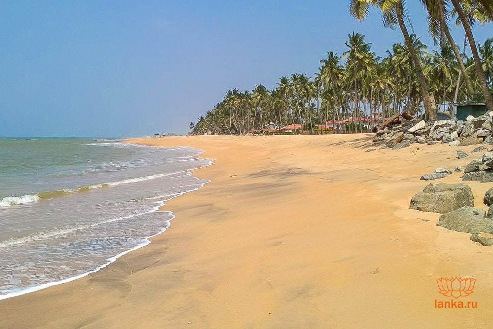 Пляж Маравила
